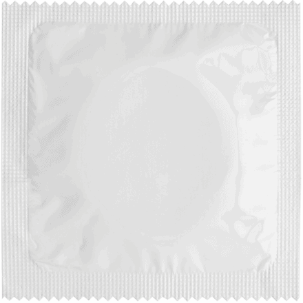 Callvin Condom White To Customize