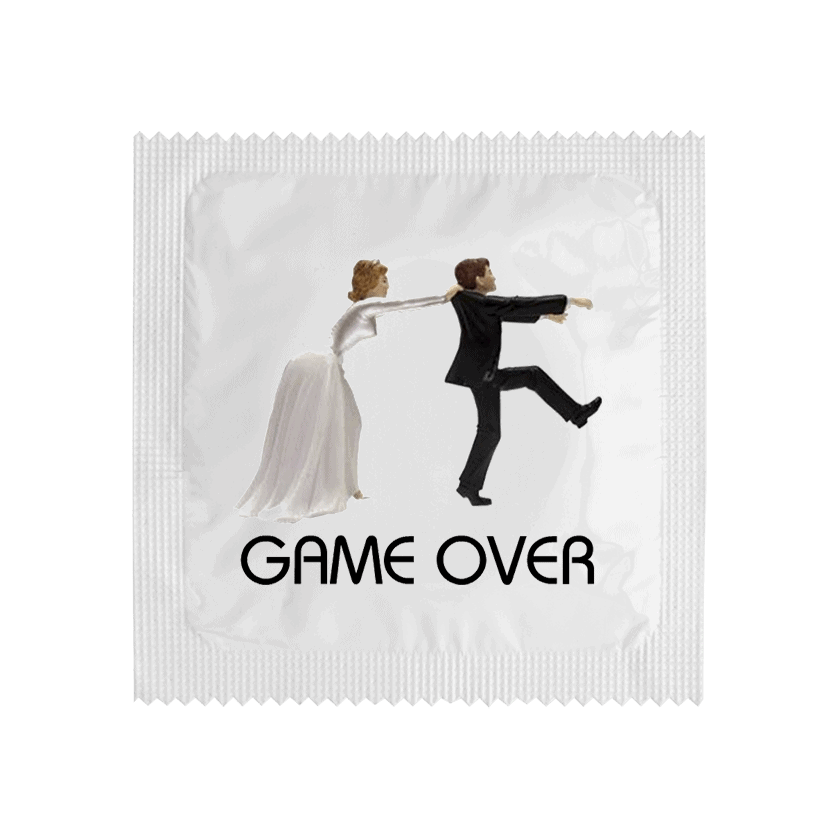 Condom GAME OVER