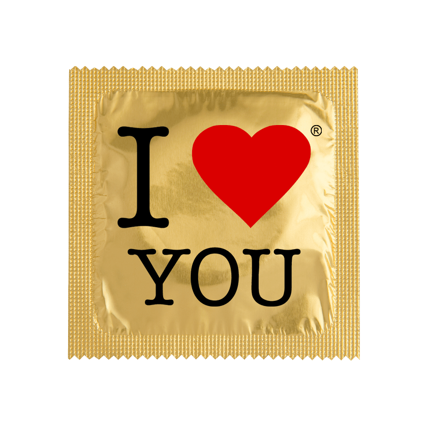 Condom I Love You Callvin Sarl