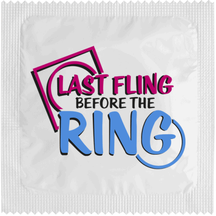 Condom Last Fling Before The Ring