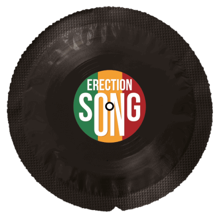 Préservatif Vinyle Erection Song