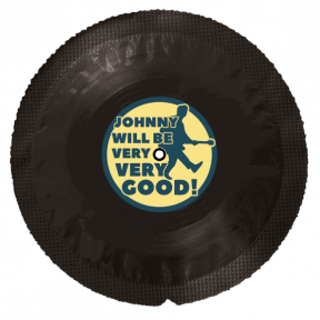 Préservatif Vinyle Johnny Will Be Very Very Good