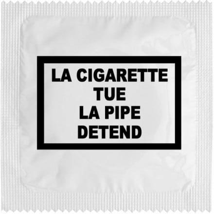 La Cigarette Tue