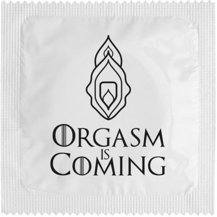 Orgasm Is Coming