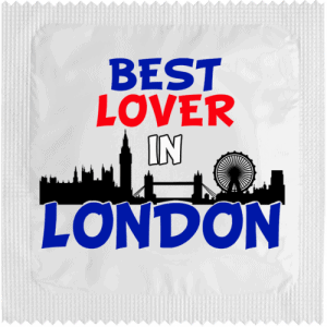 BEST LOVER IN LONDON