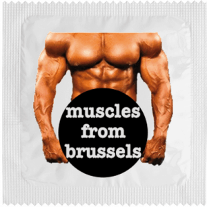 PrŽservatif Callvin MUSCLE FROM BRUSSELS