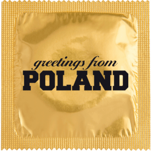 PrŽservatif Callvin GREETINGS FROM POLAND