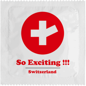 PrŽservatif Callvin SO EXCITING SWITZERLAND