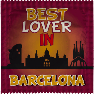 PrŽservatif Callvin BEST LOVER IN BARCELONA