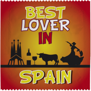 PrŽservatif Callvin BEST LOVER IN SPAIN