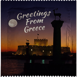 PrŽservatif Callvin Greetings From Rhodes