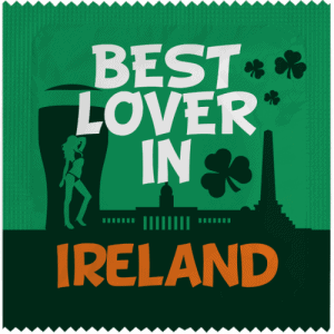 PrŽservatif Callvin BEST LOVER IN IRELAND
