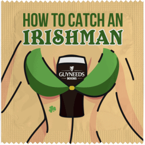 PrŽservatif Callvin HOW TO CATCH AN IRISHMAN