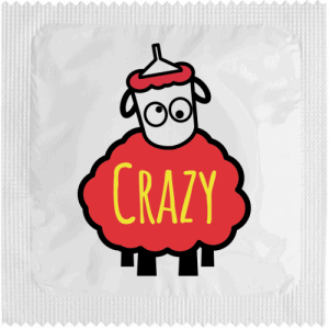 PrŽservatif Callvin CRAZY SHEEP