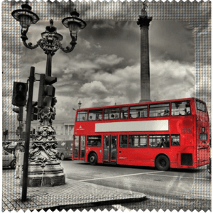 PrŽservatif Callvin GREETINGS LONDON RED