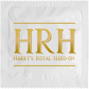 PrŽservatif Callvin HARRY'S ROYAL HARD ON