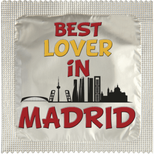 PrŽservatif Callvin BEST LOVER IN MADRID