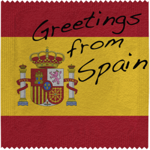 PrŽservatif Callvin GREETINGS FROM SPAIN