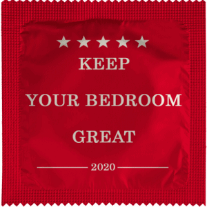 PrŽservatif Callvin KEEP YOUR BEDROOM GREAT AGAIN