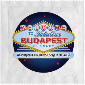 PrŽservatif Callvin What Happens In Budapest Stays In Budapest