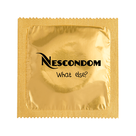 Préservatif Nescondom, What Else?