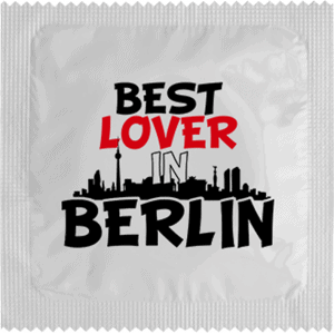 BEST LOVER IN BERLIN