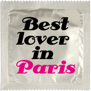 BEST LOVER IN PARIS