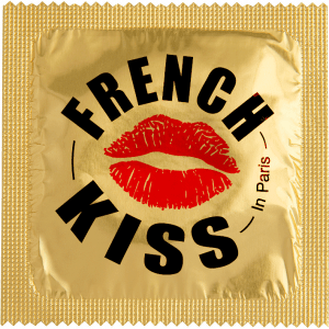 FRENCH KISS IN PARIS
