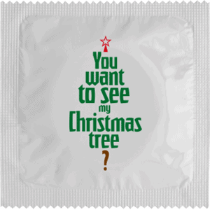 WANT TO SEE MY CHRISTMAS TREE