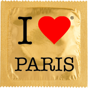 I LOVE PARIS OR