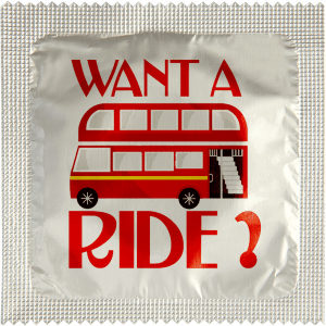 WANT A RIDE BUS