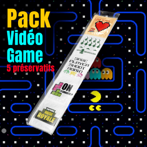 Pack Video Games