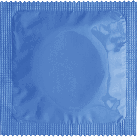 Callvin Condom Blue To Customize