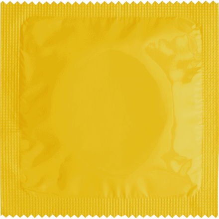 Callvin Condom Yellow to customize
