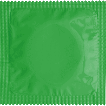 Callvin Condom Green To Customize
