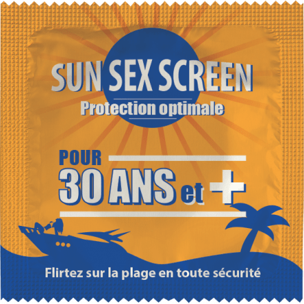 Condom Sun Sex Screen 30