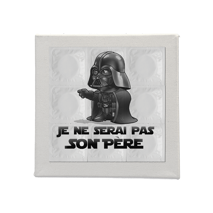 Vader Condom - Picture of 9 condoms