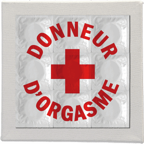 Donneur d'orgasme - Picture of 9 condoms