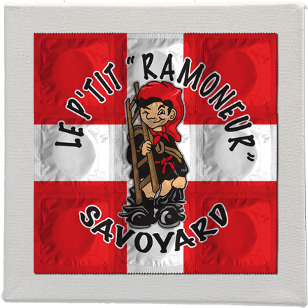 Le Ptit Ramoneur Savoyard - Picture Of 9 Condoms