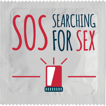 Condom SOS - Searchin fOr Sex