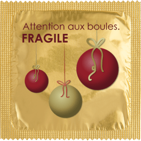 Condom Attention aux boules