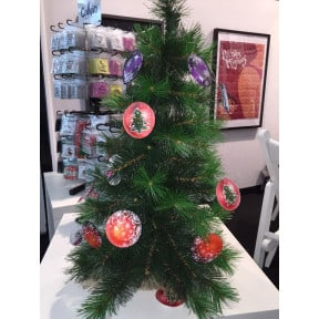 Christmas bauble - Pine tree