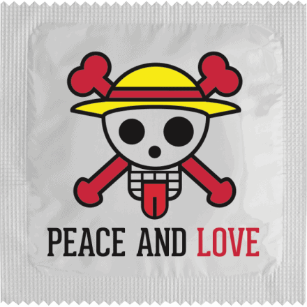 Condom Peace And Love