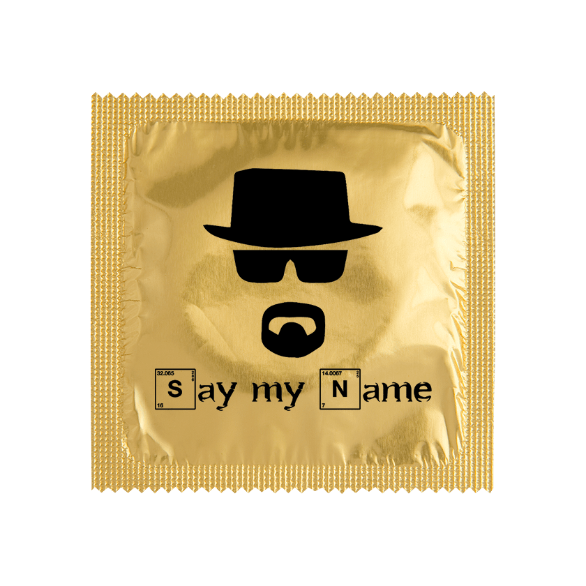 Condom Say my Name