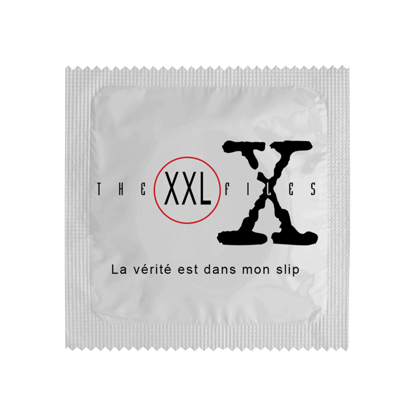 Préservatif The XXL-Files