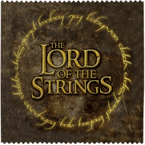 Préservatifs The Lord of The String