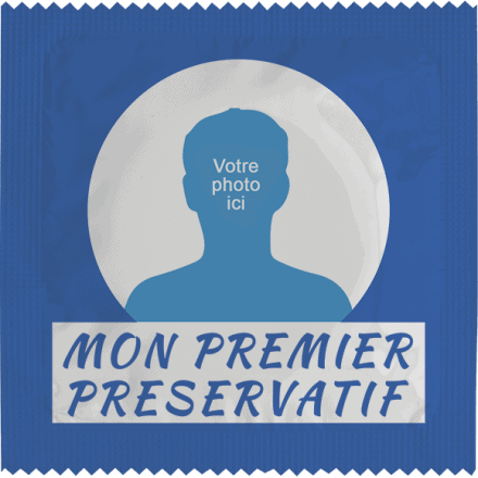 Mon Premier Préservatif (male) For Customization