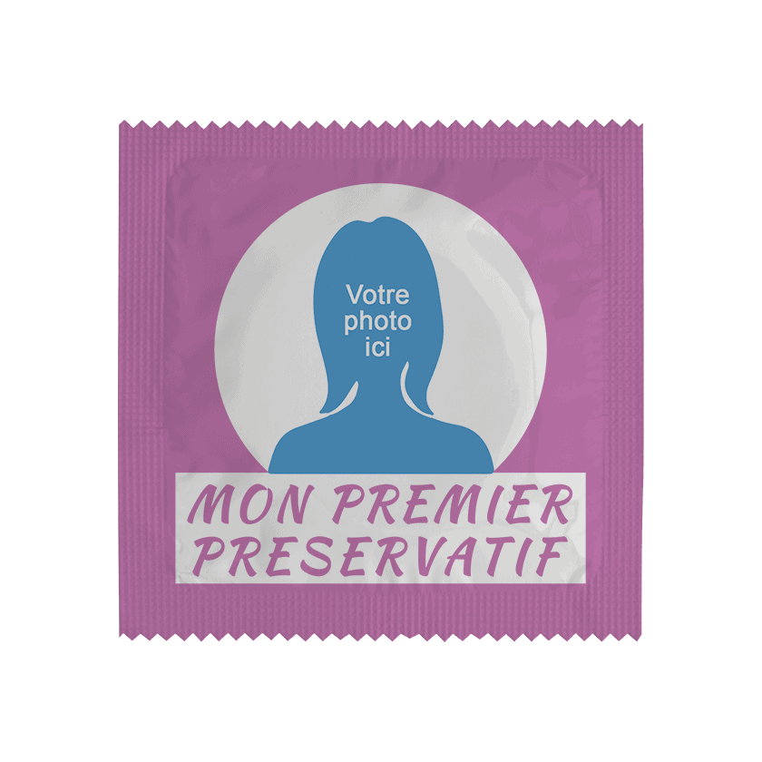 Mon Premier Préservatif (Female) for customization