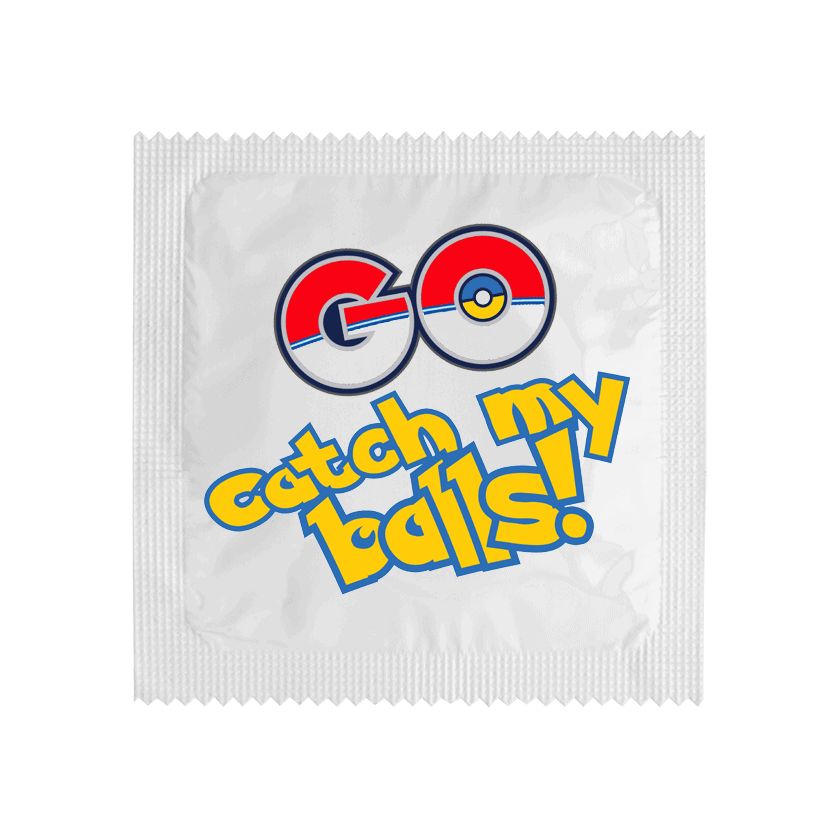 GO - Catch my balls