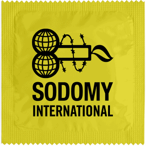 Préservatif SODOMY INTERNATIONAL